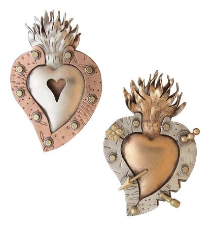 Flaming Hearts by Thomas Mann
