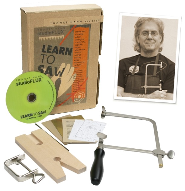 Learn To Saw with Thomas Mann