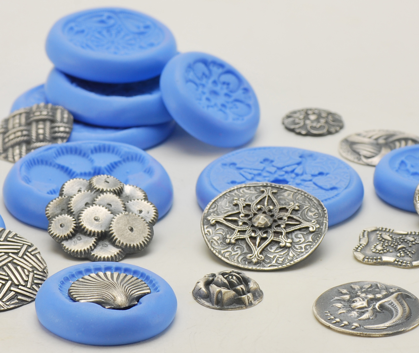 Ring Molds For Silver