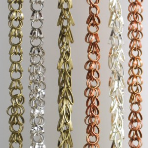 Funky Chain Designs