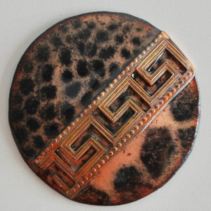 Enameled Piece by Scott Boyd - 1