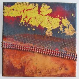 Enameled Piece by Jan Harrell -2