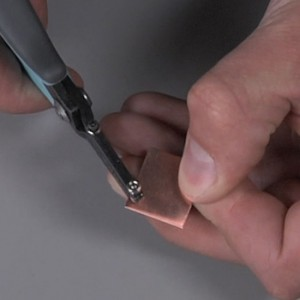 Hole Punching Pliers