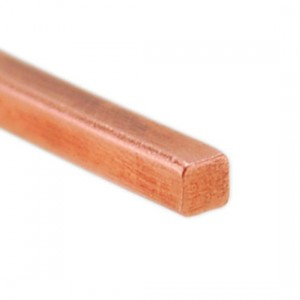 New Square and Half-Round Copper Wire