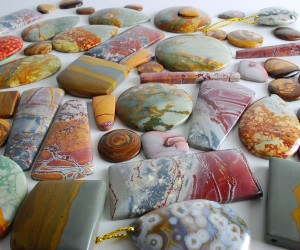 6 New Types of Jasper!