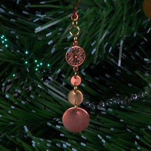 Disc Cutter Ornaments