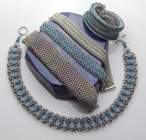 Chain Maille by Barry
