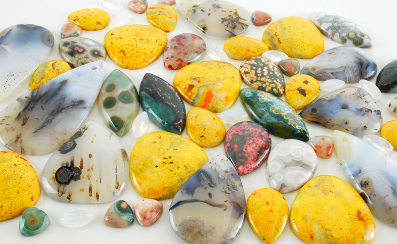 New Natural Gemstones