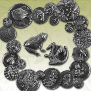 23 New Antique Molds