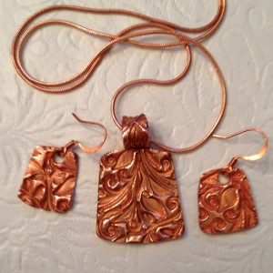 Jewelry by Lisa Sealy