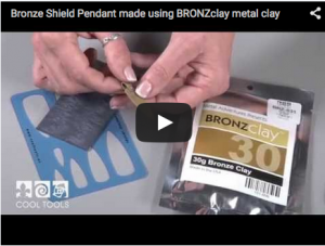 Bronze clay video screen shot
