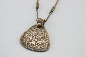 Bronze Pendant