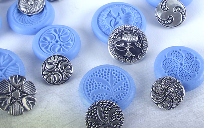New-Metal-Clay-Molds