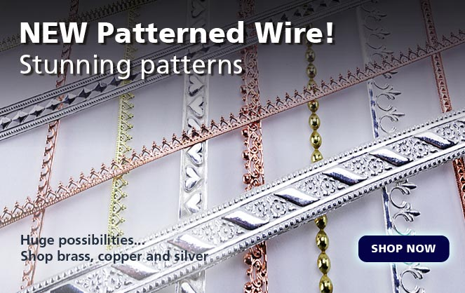 New Patterned Wire