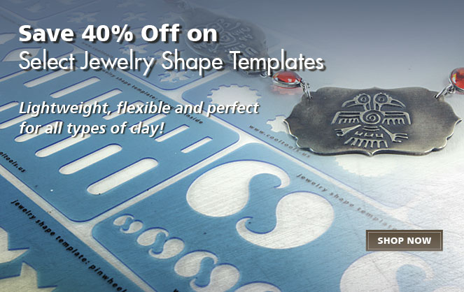 select Jewelry Shape Templates are 40% off