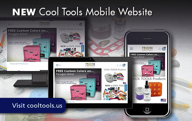 New responsive Cool Tools website