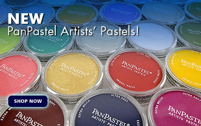 NEW PanPastel Soft Pastels