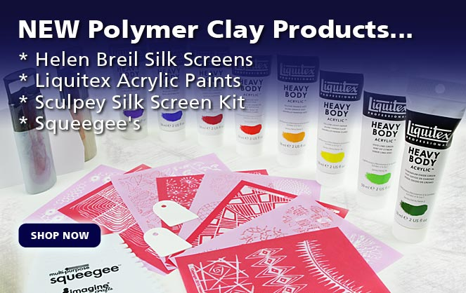 NEW Polymer Clay Products