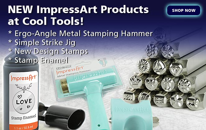 NEW ImpressArt Products at Cool Tools