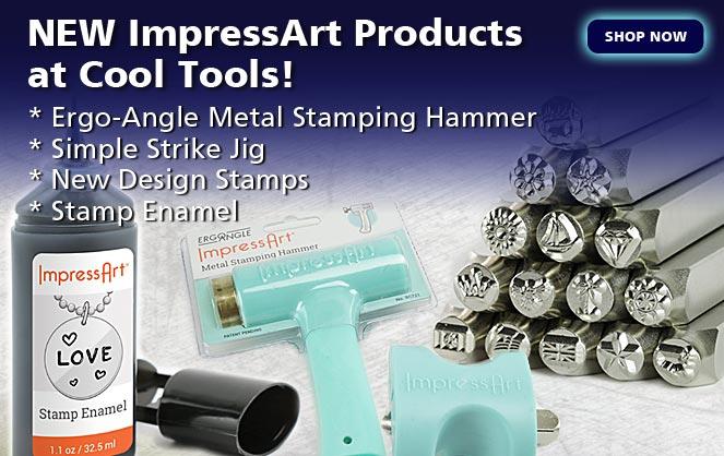 NEW ImpressArt Products at Cool Tools