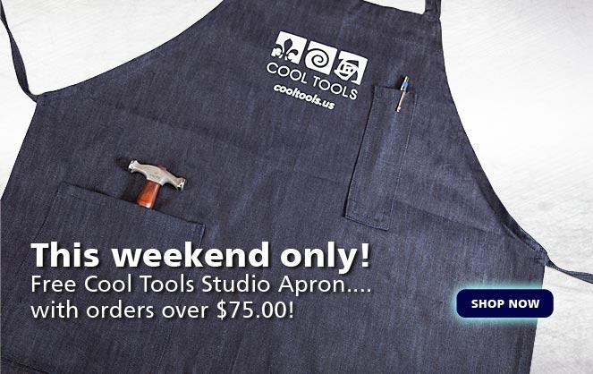 Free Cool Tools Studio Apron