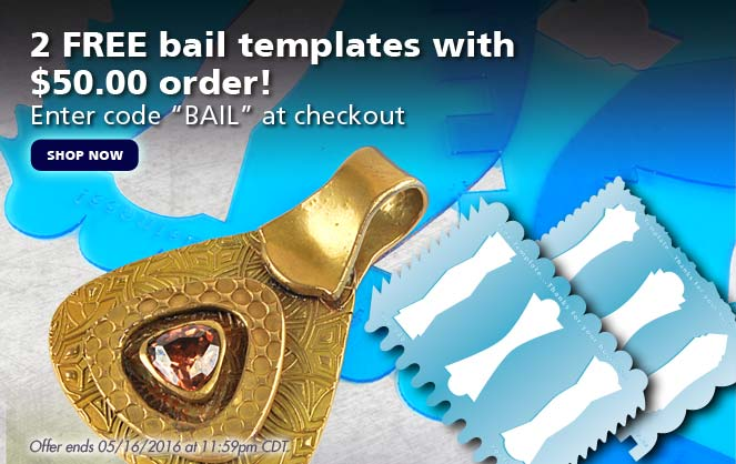 Free Deco Bail Templates with your $50.00 Order